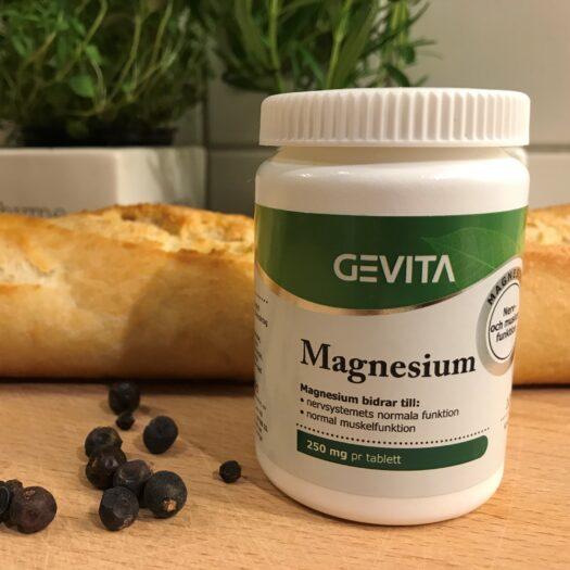 Gevita Magnesium 250 mg
