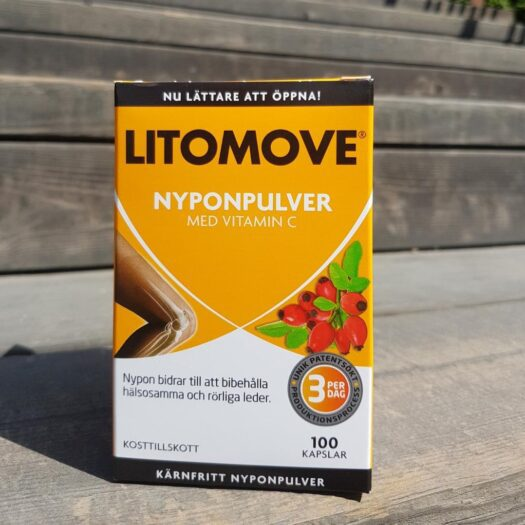 Litomove med C-vitamin