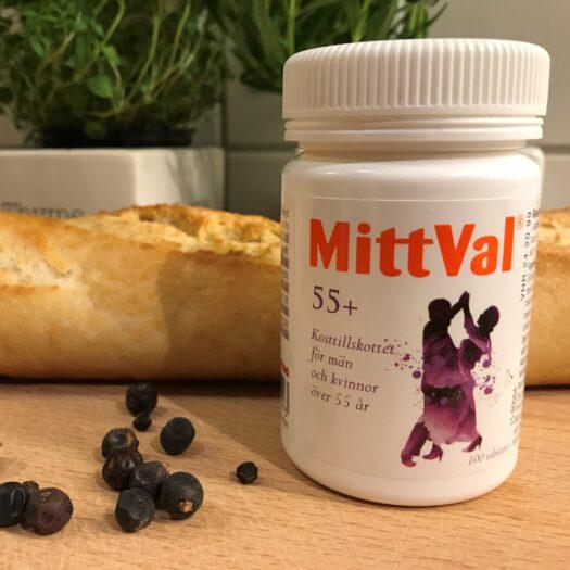 MittVal 55 plus