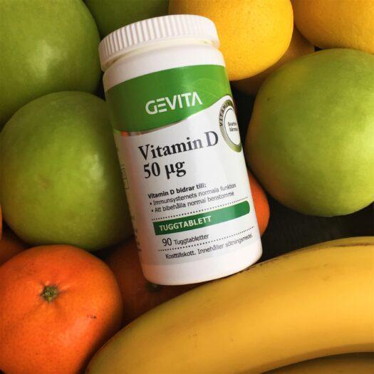 Gevita D vitamin