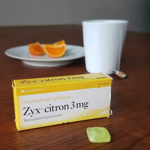 Zyx citron