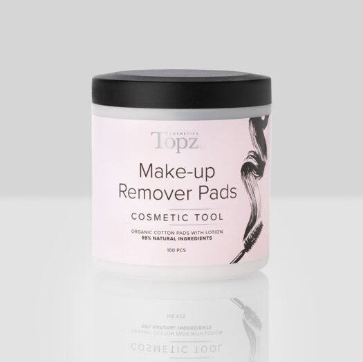 Topz Cosmetics Makeup Remover Pads 100st