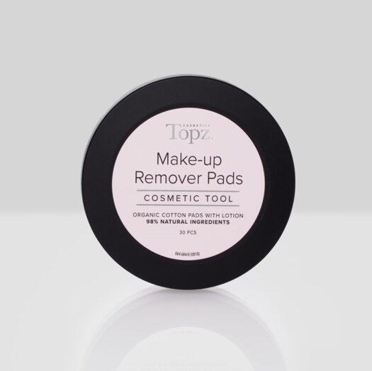 Topz Cosmetics Makeup Remover Pads 30st