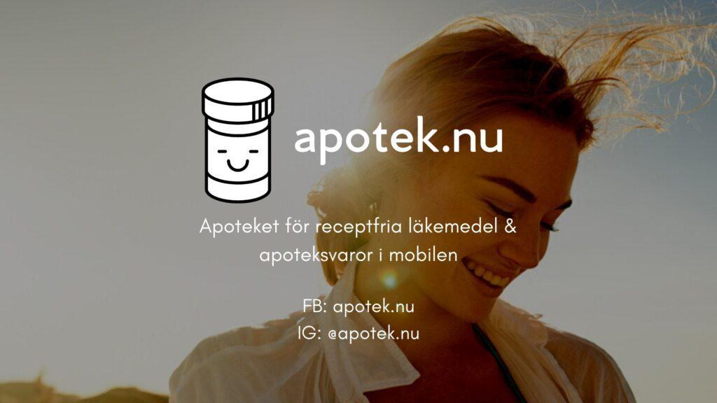 APOTEK NU - Apoteket i mobilen.